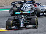 Bottas annoying with 'pretty shocking' backmarkers