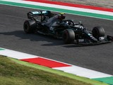 Bottas beats Verstappen by just 0.017s in Tuscany FP3