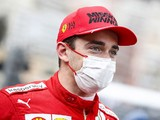 Leclerc fails to start Monaco GP with gearbox issue