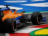 McLaren Upbeat About Positive Friday Performance