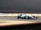 Mercedes release teaser shots of new F1 car