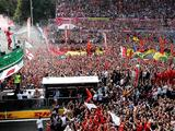 Emotion '10 times stronger' than first win - Charles Leclerc