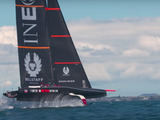 How Mercedes F1 is powering Britain's America's Cup bid