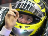 Rosberg plays down lightning pace in Bahrain
