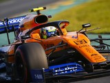 Lando Norris and McLaren didn't expect eighth in qualifying