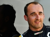 In photos: Kubica gears up for official return