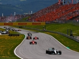 In photos: Story of the Austrian Grand Prix