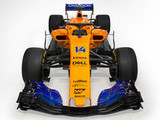 McLaren unveils the MCL33