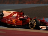 Vettel 'lucky' to recover from FP2 glitch