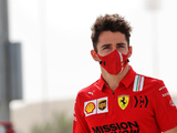 Leclerc does not see realistic chance of Hungary win