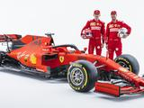 Ferrari takes wraps off its 2019 F1 car, the SF90H, at Maranello