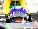 Alonso to drive Renault today