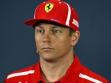 Kimi Raikkonen only had a 'small party' to celebrate first victory since 2013