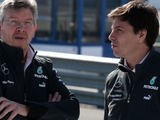 Brawn 'could not trust' Wolff and Lauda