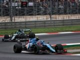 """Esteban Ocon: """"It was good to take a risk today by going to the end on one set of tyres"""""""