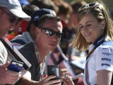 Susie Wolff hungry to earn a place in F1