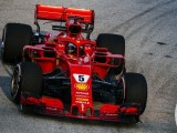 Vettel Bounces Back From Friday Disappointment To Top Final Practice