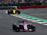 Ocon encouraged by recent Force India progress
