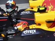 Ricciardo admits he overdrove under Verstappen F1 pressure