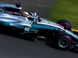 Hamilton feeling '99 per cent' after first day