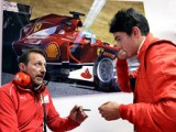 Ocon tests for Ferrari