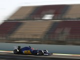 New Sauber to wait until second test