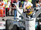 Lewis Hamilton feeling empowered by Formula One title lead
