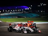 Alfa Romeo: Beating Ferrari in finale shows 2020 progress