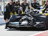 """Baku F1 drain crash """"10-15mm"""" from being """"much worse"""" - Russell"""