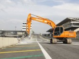 Redevelopment works begin at Brazil's Interlagos