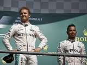 Nico Rosberg stunned Lewis Hamilton got third in Belgian Grand Prix