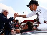'Fed up' Lewis Hamilton no longer the driver he was, says Bernie Ecclestone