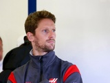 It's a sad day for F1 Grosjean on Halo