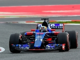 Sainz reflects on 'much better' day for Toro Rosso