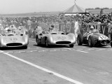 F1 1954: Mercedes-Benz Rule In New Engine Era