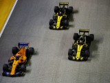 Renault F1 team surprised McLaren wasn't its main rival in 2018