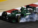 Ericsson severs ties with Caterham