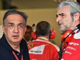 Ferrari boss Sergio Marchionne rules out scapegoat for F1 title woes
