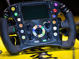 Renault disqualified from Japanese GP due to illegal driver aid