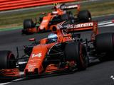 Video: McLaren looks at Silverstone technical challenges