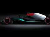 Mercedes teases black and silver W12 livery