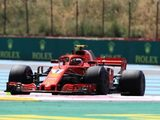 "Raikkonen Set For ""Challenging Day"" After Poor Qualifying"