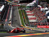 Spa's first DRS zone shortened by 20m