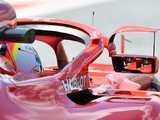 Why Ferrari F1 team's halo mirror winglet has been 'banned' by FIA