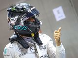 Nico Rosberg: Singapore pole one of my best laps ever
