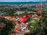 Ferrari theme park planned in China