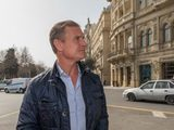 David Coulthard visits Baku City Circuit ahead of Grand Prix in June