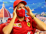 "Annoyed Vettel adamant he has changed ""nothing"" despite ""difficult season"""
