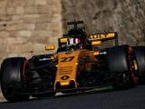Hulkenberg frustrated with costly error in Baku