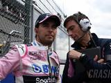 "Perez explains ""big opportunity"" with long Racing Point deal"